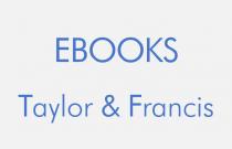 Ebooks Taylor & Francis